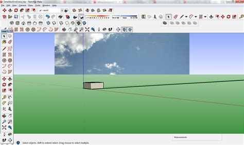 sketchup layout color setting background sky sketchup sketchup community