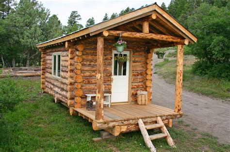 Backyard Cabin Ideas Coolest Cabins Tiny House Log Cabin