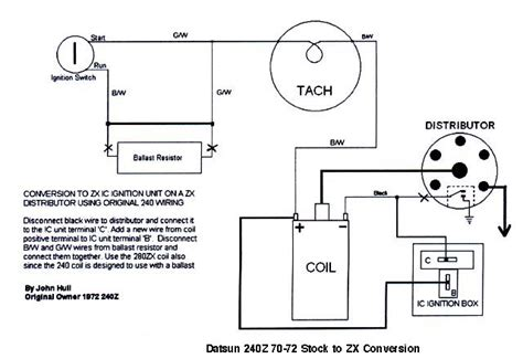 ballast resistor for datsun 240z pertronix electronic wiring diagram pertronix free engine image for user manual