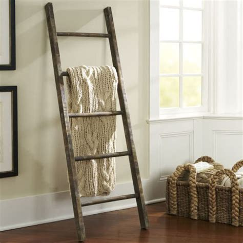 Blanket Rack Ladder by 2018 S Best Blanket Ladders For Throws Display Blankets