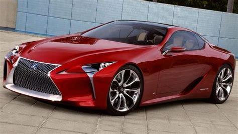 2020 Lexus Lf Lc 2 by Lexus Onthult Met Lf Lc Hybride Sportwagen In Detroit