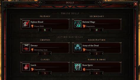 diablo 3 leveling guide almars guidescom necromancer power leveling guide and leveling builds for