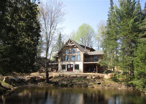 5 bedroom cottages for rent in ontario beautiful family cottage dorset ontario 4 br vacation