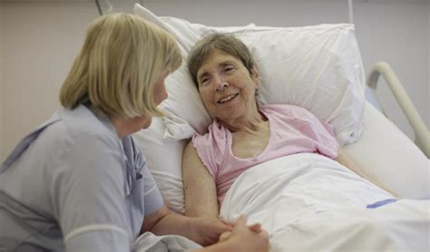 How To Make A Dying Person Comfortable by Talking About The End Of Advice From Our Nurses
