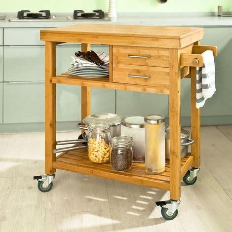 mensola angolare cucina sobuy carrello di servizio carrelli per cucina mensola