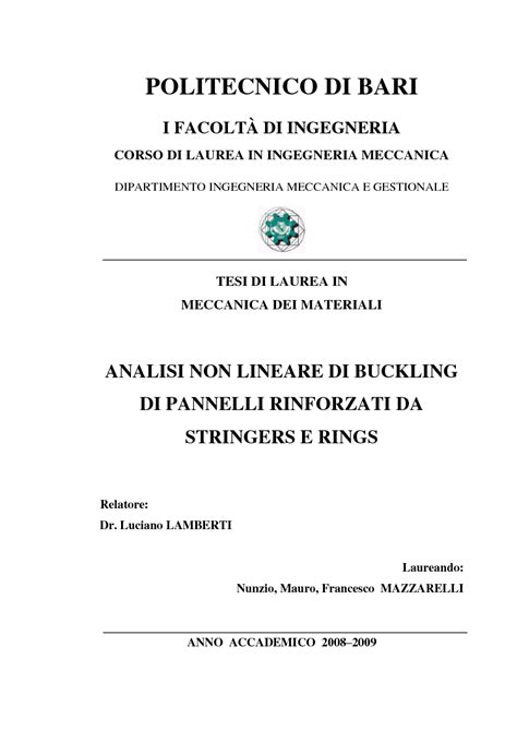 ingegneria gestionale sedi lezione di analisi i ingegneria gestionale universit 224