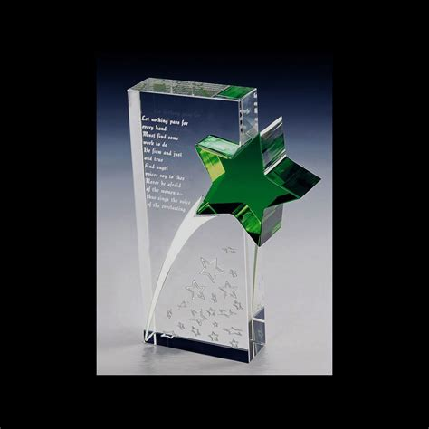 Home Design Box Type crystal recognition awards wholesale corporate crystal