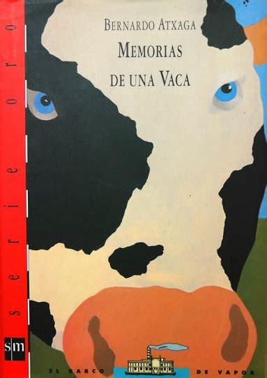 libro memorias de una vaca libros pdf memorias de una vaca