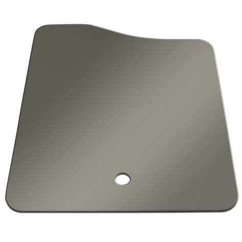 rv kitchen sink covers large sink cover stainless steel color lippert components inc 307014 sink accessories