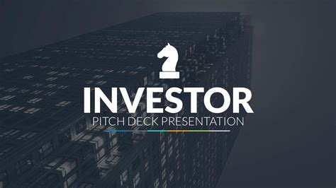 10 Best Elevator Pitch Templates For Powerpoint Pitch Deck Powerpoint Template