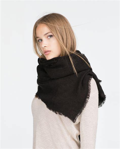 zara scarf the ultimate 2015 gift guide editors