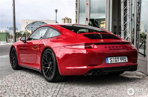 Porsche 991 Gts by Porsche 991 Gts 21 October 2014 Autogespot