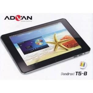 Tablet Murah 8 Inci advan vandroid t5b tablet android murah layar 8 inci dual