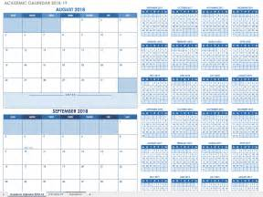 Academic Calendar Template Pdf Payroll Template Pdf Calendars Uk