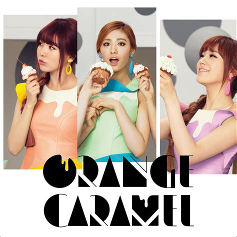 Orange Caramel orange caramel オレンジキャラメル aing japanese version