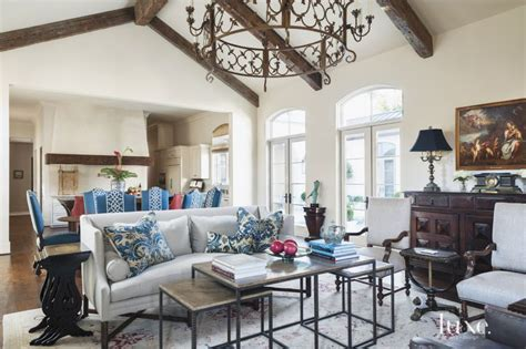 mixing old world style a mediterranean houston estate with old world style