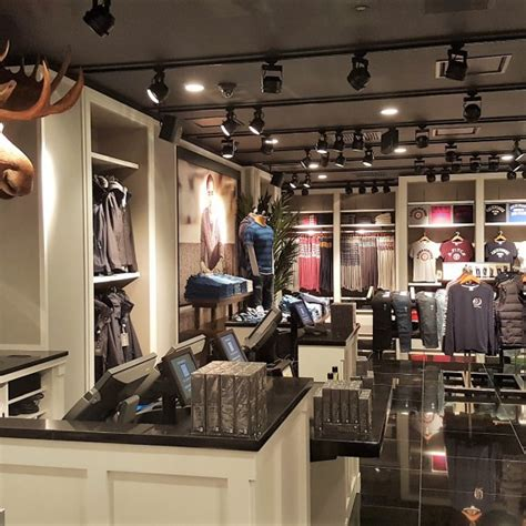 ted concept international abercrombie fitch
