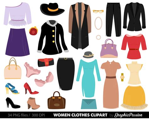 Pictures Of In Womens Clothes clipart dress pencil and in color clipart dress