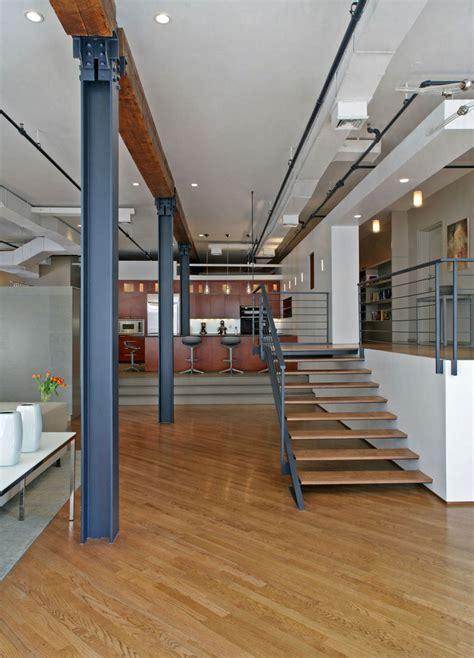 flatiron district open plan loft  manhattan