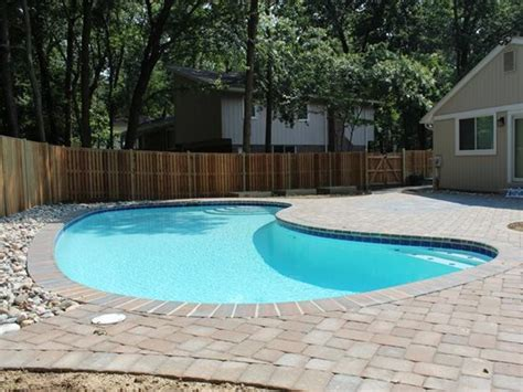 paver pool deck concrete paver pool decks the concrete network