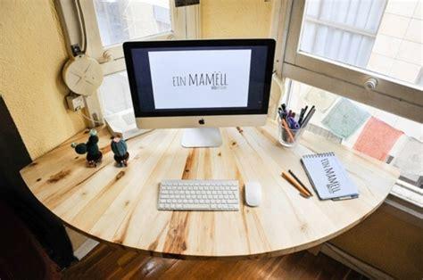 monter un bureau d 騁udes bureau en palette mod 232 les diy et tutoriel pour le