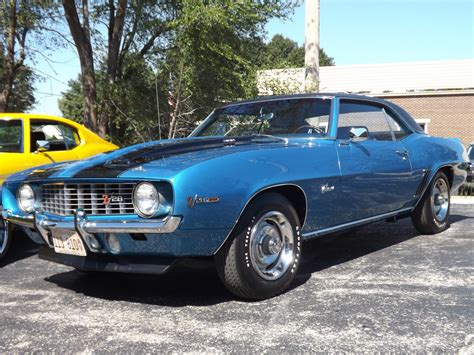 1969 camaro z28 blue 1969 chevy camaro z28 numbers matching mint condition