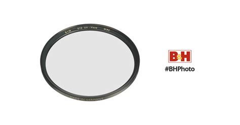 B W 95mm Uv Filter Mrc 010m Made In Germany Promo b w 95mm uv mrc 010m filter 66 045110 b h photo
