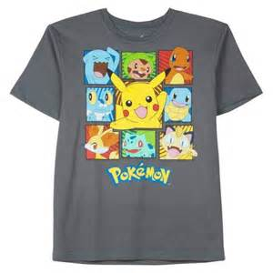 Boys pokemon graphic t shirt target