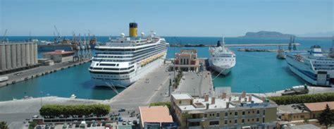 il porto di palermo turismo accordo tra i porti di palermo termini e los