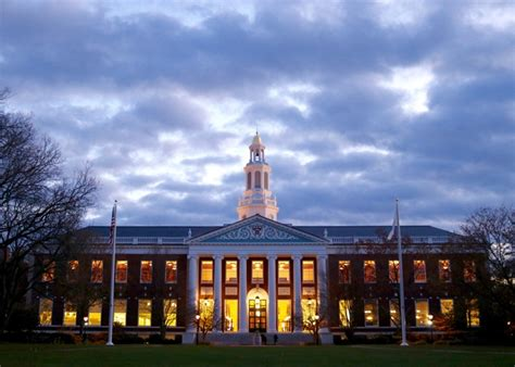 Harvard Mba Salary After 5 Years by Business School Announces New Fellowship For Careers In