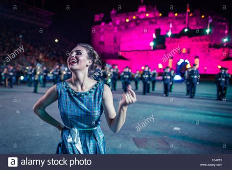 edinburgh military tattoo 2015 edinburgh scotland uk 6th aug 2015 the royal edinburgh