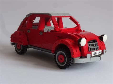 Ente Auto Dolly by Lego Citroen 2cv Ente Lego Autohof Pinterest Lego