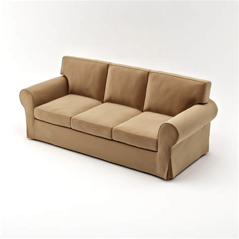 ektorp 3 seater sofa 3ds max ikea ektorp sofa