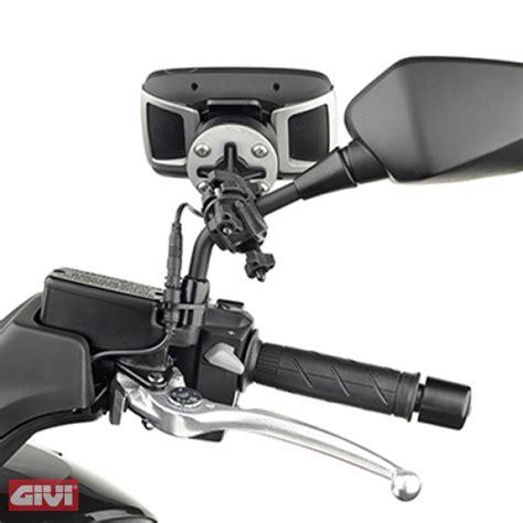 Motorrad Universal Navi Halterung by Givi Deutschland Universal Navi Halterung F 252 R Tomtom