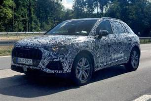 new 2018 audi q3 suv spied for the time auto express