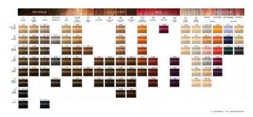 matrix socolor color chart pdf coloration cheveux igora