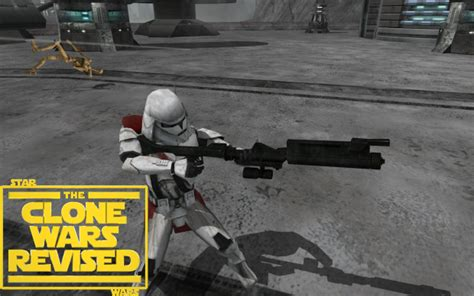 dc  blaster rifle image  clone wars revised mod  star wars battlefront ii mod db