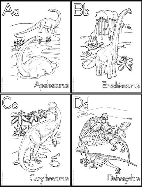 printable dinosaur alphabet flash cards pin by shining light homeschool academy on dinosaurs