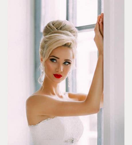 Hochsteckfrisur Dutt Hochzeit hochsteckfrisuren hochzeit dutt