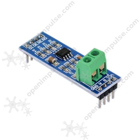 Max485 Module Rs 485 Module Ttl To Rs 485 2pcs max485 rs 485 to ttl converter module open impulseopen impulse