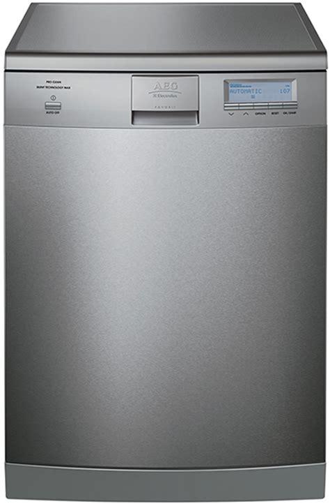 aeg electrolux dishwasher