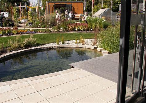 ideen für kleinen gartenteich gestalten idee terrasse