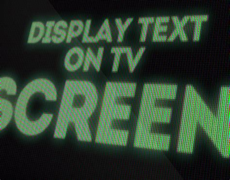 how to create new pattern overlay in photoshop cs5 how to create a computer screen led text effect in