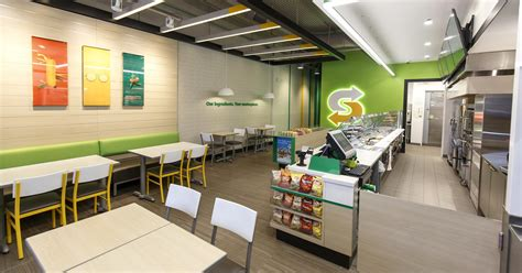 Container Home Interior Design For The First Time In Nearly 20 Years Subway Stores Are