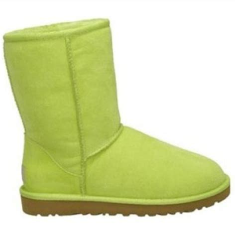 lime green boots 29 ugg boots lime green uggs sale from loyalty