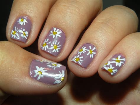 Nails Blumen by S Nail Flower Nails