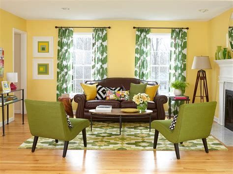 Living Dining Room Makeover Living Room Makeover On A Budget Hgtv