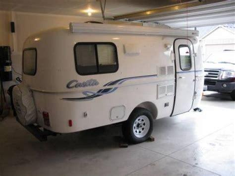 travel trailer with garage sold 2015 16 casita spirit deluxe travel trailer