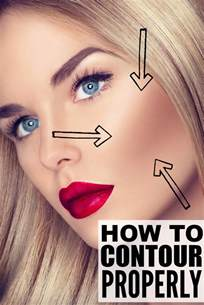 5 tutorials to teach you how to contour your properly