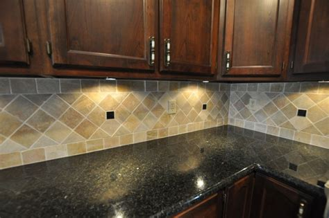 Design Backsplash Ideas For Granite Countertops Granite Countertops And Tile Backsplash Ideas Eclectic Indianapolis By Supreme Surface Inc